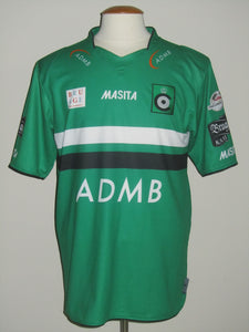 Cercle Brugge 2011-12 Home shirt MATCH ISSUE/WORN #7 Igor Vetokele