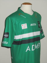 Load image into Gallery viewer, Cercle Brugge 2011-12 Home shirt MATCH ISSUE/WORN #7 Igor Vetokele