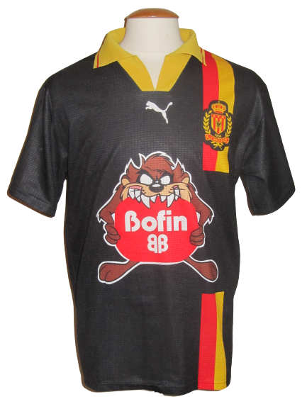 KV Mechelen 2000-01 Away shirt M
