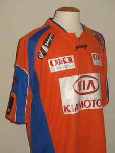 FC Brussels 2006-07 Third shirt MATCH ISSUE/WORN #26