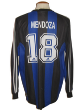 Load image into Gallery viewer, Club Brugge 2002-04 Home shirt #18 Andrés Mendoza