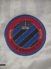 Load image into Gallery viewer, Club Brugge 1998-99 Away shirt MATCH ISSUE/WORN UEFA Cup #7 Gert Verheyen