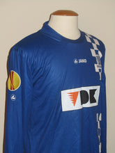 Load image into Gallery viewer, KAA Gent 2010-11 Home shirt PLAYER ISSUE Europa League #13 Adriano Duarte