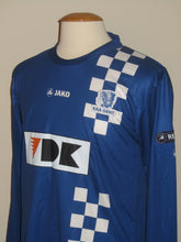 Load image into Gallery viewer, KAA Gent 2010-11 Home shirt PLAYER ISSUE Europa League #5 Erlend Hanstveit