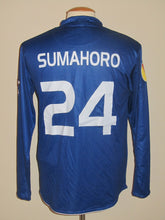 Load image into Gallery viewer, KAA Gent 2010-11 Home shirt PLAYER ISSUE Europa League #24 Yaya Soumahoro