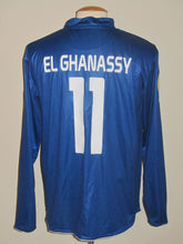 Load image into Gallery viewer, KAA Gent 2010-11 Home shirt MATCH ISSUE/WORN Europa League #11 Yassine El Ghanassy