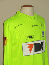 Load image into Gallery viewer, KAA Gent 2010-11 Home shirt Europa League *Misprint* #1 Frank Boeckx