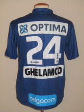 Load image into Gallery viewer, KAA Gent 2010-11 Home shirt MATCH ISSUE/WORN #24 Yaya Soumahoro