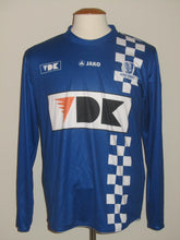 Load image into Gallery viewer, KAA Gent 2010-11 Home shirt MATCH ISSUE/WORN #8 Bernd Thijs