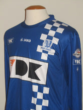 Load image into Gallery viewer, KAA Gent 2010-11 Home shirt MATCH ISSUE/WORN L/S #12