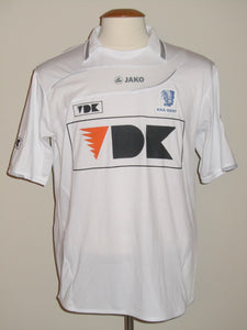 KAA Gent 2010-11 Away shirt MATCH ISSUE/WORN #13 Adriano Duarte