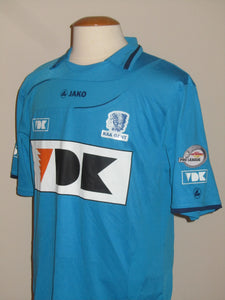 KAA Gent 2010-11 Third shirt MATCH ISSUE/WORN #9 Ilombe Mboyo