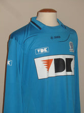 Load image into Gallery viewer, KAA Gent 2010-11 Third shirt MATCH ISSUE/WORN #5 Erlend Hanstveit