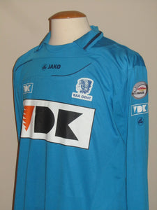 KAA Gent 2010-11 Third shirt MATCH ISSUE/WORN #5 Erlend Hanstveit