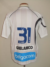 Load image into Gallery viewer, KAA Gent 2011-12 Away shirt MATCH ISSUE/WORN #31 Christophe Grondin