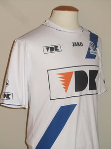 KAA Gent 2012-13 Home shirt MATCH ISSUE/WORN #7 Christian Brüls
