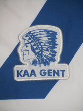 Load image into Gallery viewer, KAA Gent 2012-13 Home shirt MATCH ISSUE/WORN #7 Christian Brüls
