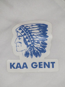 KAA Gent 2009-10 Away shirt MATCH ISSUE/WORN#28 Milos Maric