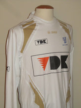 Load image into Gallery viewer, KAA Gent 2009-10 Away shirt MATCH ISSUE/WORN#28 Milos Maric