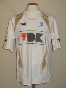 KAA Gent 2009-10 Away shirt MATCH ISSUE/WORN#27