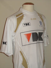Load image into Gallery viewer, KAA Gent 2009-10 Away shirt MATCH ISSUE/WORN#27