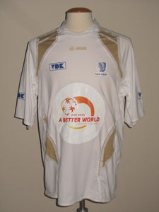 KAA Gent 2009-10 Away shirt MATCH ISSUE/PREPARED #26 Christophe Lepoint vs Anderlecht
