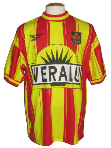 KV Mechelen 1997-98 Home shirt L
