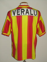Load image into Gallery viewer, KV Mechelen 1997-98 Home shirt L