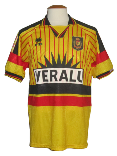 KV Mechelen 1996-97 Home shirt L
