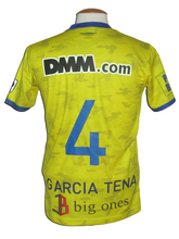Load image into Gallery viewer, Sint-Truiden VV 2018-19 Home shirt MATCH ISSUE/WORN #4 Pol Garcia Tena