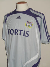 Load image into Gallery viewer, RSC Anderlecht 2007-08 Away shirt #8 Jan Polak