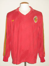 Load image into Gallery viewer, Rode Duivels 1986-89 Home shirt L/S