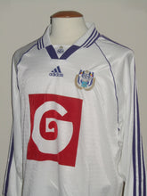 Load image into Gallery viewer, RSC Anderlecht 1998-99 Home shirt PLAYER ISSUE L/S #4