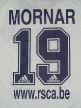 Load image into Gallery viewer, RSC Anderlecht 2001-02 Home shirt #19 Ivica Mornar