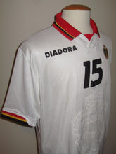 Load image into Gallery viewer, Rode Duivels 1996-97 Away shirt MATCH ISSUE/WORN #15