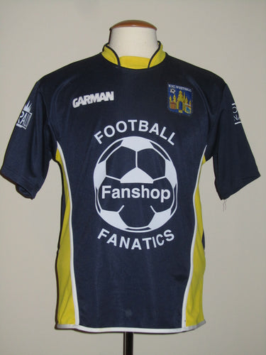 KVC Westerlo 2004-05 Home shirt