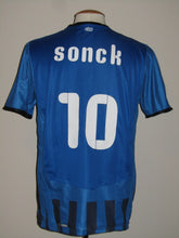 Load image into Gallery viewer, Club Brugge 2008-09 Home shirt #10 Wesley Sonck