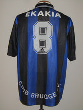 Load image into Gallery viewer, Club Brugge 1998-99 Home shirt #8 Elos Elonga-Ekakia