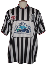 Load image into Gallery viewer, RCS Charleroi 2000-01 Home shirt #10 Enzo Scifo
