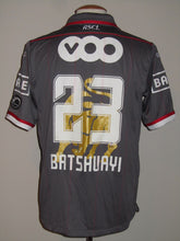 "Load image into Gallery viewer, Standard Luik 2013-14 Away shirt MATCH WORN ""GOLDEN BULL"" #23 Michy Batshuayi"