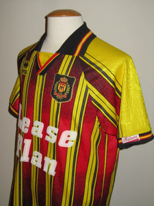 KV Mechelen 1995-96 Home shirt S