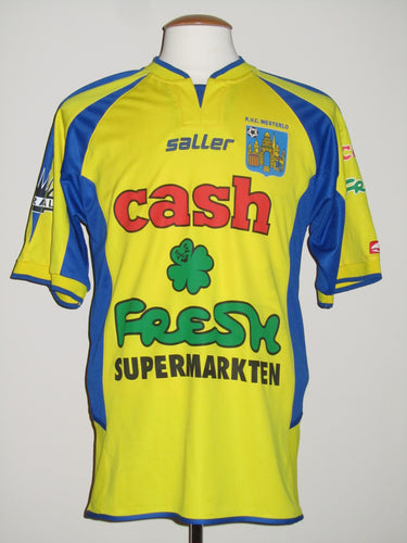 KVC Westerlo 2005-06 Home shirt