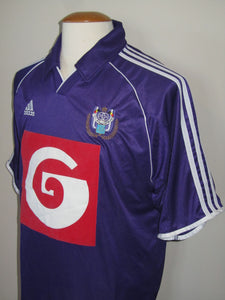 RSC Anderlecht 1999-00 Away shirt