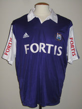 Load image into Gallery viewer, RSC Anderlecht 2003-04 Away shirt MATCH WORN #22 Oleg Iachtchouk
