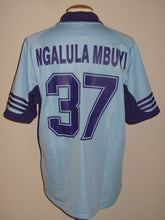 Load image into Gallery viewer, RSC Anderlecht 2001-02 Away shirt MATCH ISSUE Champions League #37 Ngalula Mbuyi