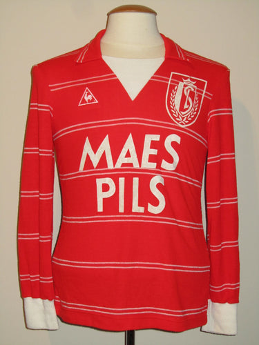 Standard Luik 1981-82 Home shirt #7