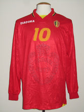 Load image into Gallery viewer, Rode Duivels 1996-97 home shirt MATCH ISSUE/WORN #10