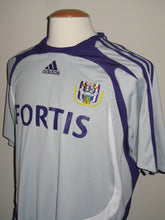 Load image into Gallery viewer, RSC Anderlecht 2007-08 Away shirt #10 Ahmed Hassan