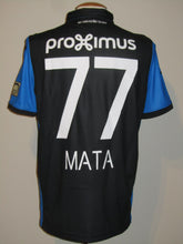 Load image into Gallery viewer, Club Brugge 2018-19 Home shirt #77 Clinton Mata