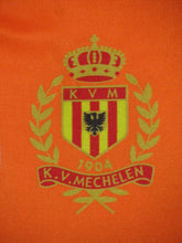 Load image into Gallery viewer, KV Mechelen 2017-18 Homeless Cup shirt MATCH PREPARED #35 Silvère Ganvoula vs KSC Lokeren